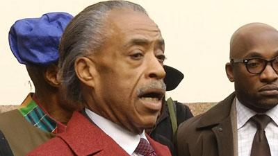 Sharpton Discusses Profiling With Macy's CEO