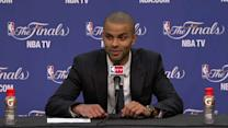 Press Pass: Tony Parker