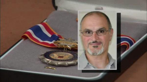 Family of fallen ATF Special Agent John Capano given Congressional medal