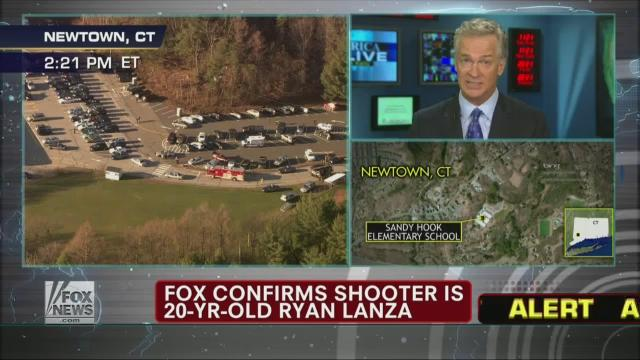 Gunman identified in Connecticut school shooting