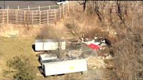 Small Plane Crashes Shortly After Takeoff In Chester County