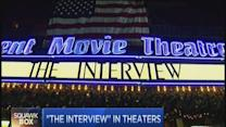 Streaming 'The Interview'