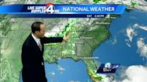 Chris' Forecast for June 1, 2013