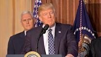 Trump signs executive order to review the Clean Power Plan
