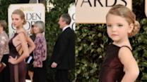 Photographer Creates Golden Globe Celebrity Mini-Me's