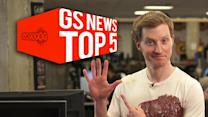 GS News Top 5 - Battlefield 4 Beta, Steam Tease, and GTA V Sales