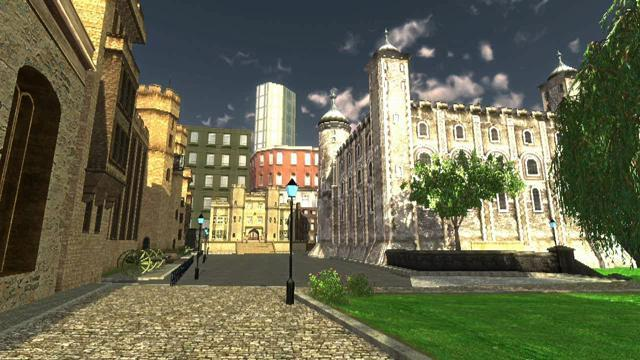 Blood Guts & Glory - Tower of London Level Preview