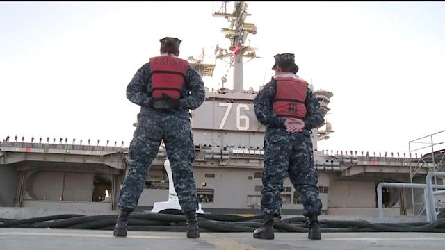 Sailors Claim They Got Radiation Sickness After Fukishima Rescue