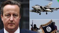 UK may order air strikes on ISIS hideouts in Syria