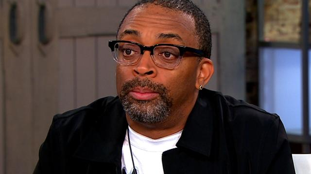 Spike Lee on new movie,