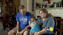 Valley family hoping to improve son's life with new van