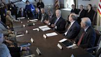 Inside the White House meeting with gun groups