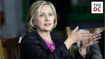 Queen Hillary To Adoring Subject: 'Go To The End Of The Line'