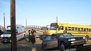 Hazlehurst Bus Accident Investigation