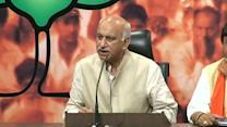 Congress must reply should the 400 plus Indians have been allowed to die: MJ Akbar