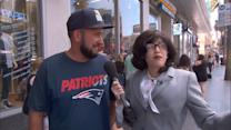Miley Cyrus goes incognito to ask people what they think of her