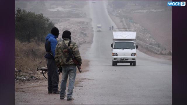 Rebels Issue Ultimatum To Al Qaeda In Syria: Surrender Or Face 'a Massacre'