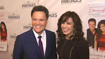 Donny and Marie put on 'Christmas in LA' show