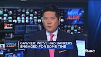 Gawker: Bankers engaged for quite some time