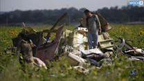 Train Carrying MH17 Bodies On Final Journey Reaches Ukraine City
