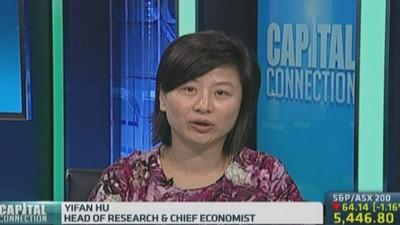 Food prices keeping China CPI low: Economist
