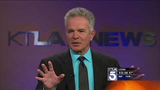 Tony Denison Says He Has Crime Sixth Sense