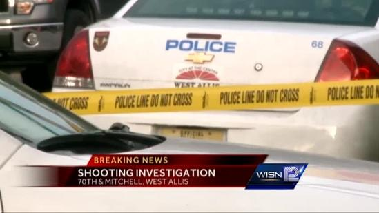 West Allis police investigating shooting