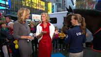 Ann Romney, Paralympian Reveal Benefits of Horse Therapy