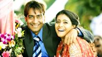 Kajol and Ajay, 14 blissful years of togetherness
