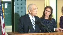 Sen. Frank Lautenberg announces he won't run for re-election