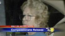 Convicted killer released from prison due to illness