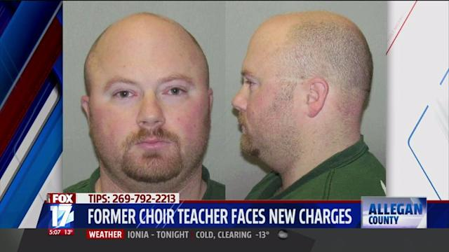 Former Choir Director Facing Sex Charges