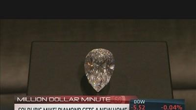 Sold! 'Big Mike' Diamond Gets a New Home