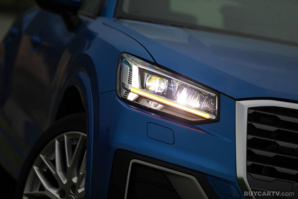 你有Freestyle嗎?Audi Q2 35 TFSI