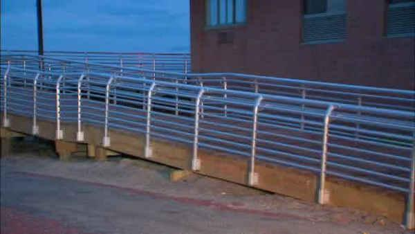 Section of Long Beach boardwalk reopening