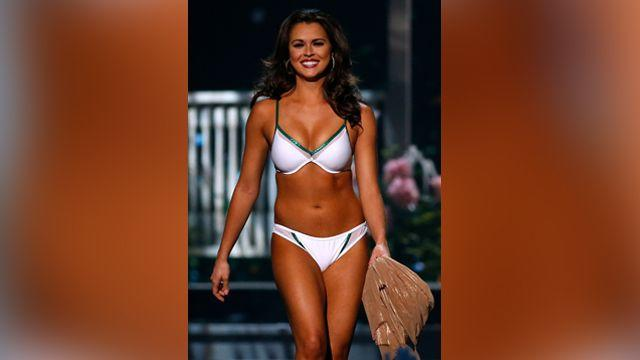 Miss Indiana on being praised for her 'normal' body