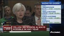 Financial firms shouldn't be 'micromanaged': Yellen