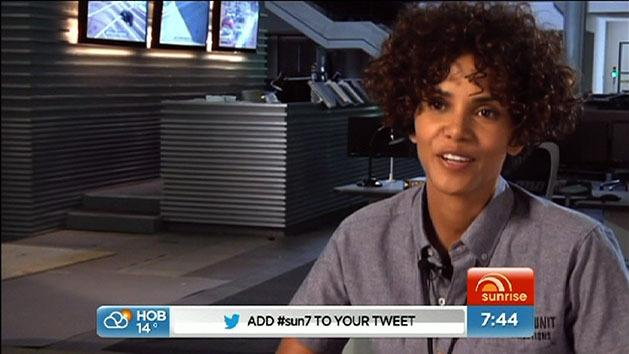 Halle Berry back on the big screen