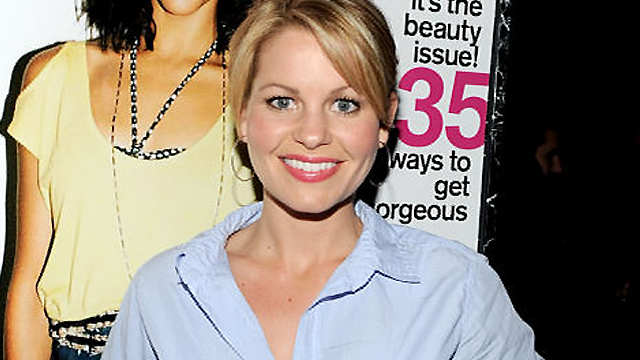 Candace Cameron Talks Healthy Teen Body Image