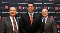 Rutgers leaves Big East for the Big Ten