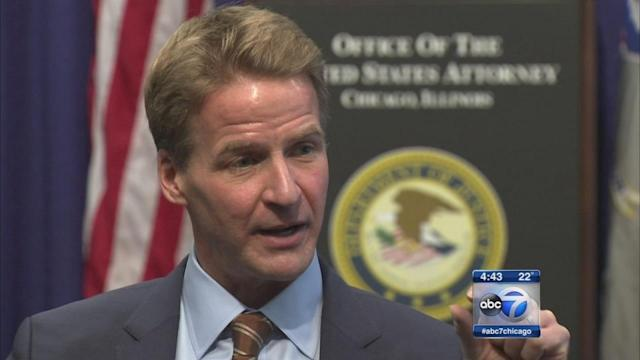 Federal prosecutor Zachary Fardon: Office challenged by lack of money