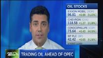 Short energy names ahead OPEC: BK