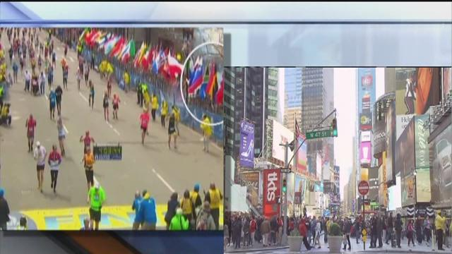 New York City Mayor Bloomberg: NYC was next target for Boston Marathon bombers