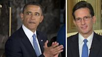 Eric Cantor on working with President Obama in second term