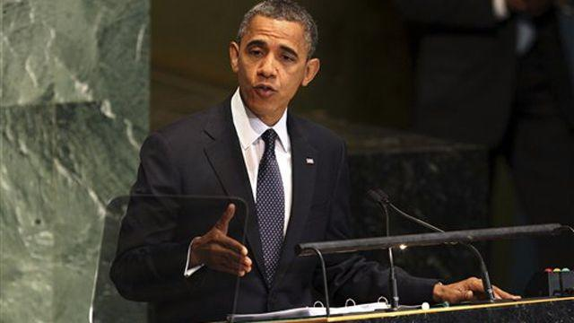 Reaction to President Obama's UN address