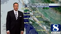 Get Your Wednesday KSBW Weather Forecast 6.05.13