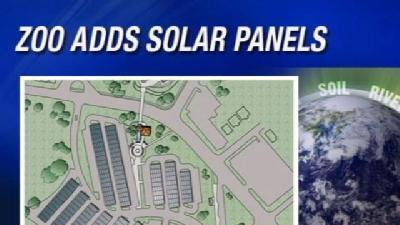 Zoo To Add Solar Panels