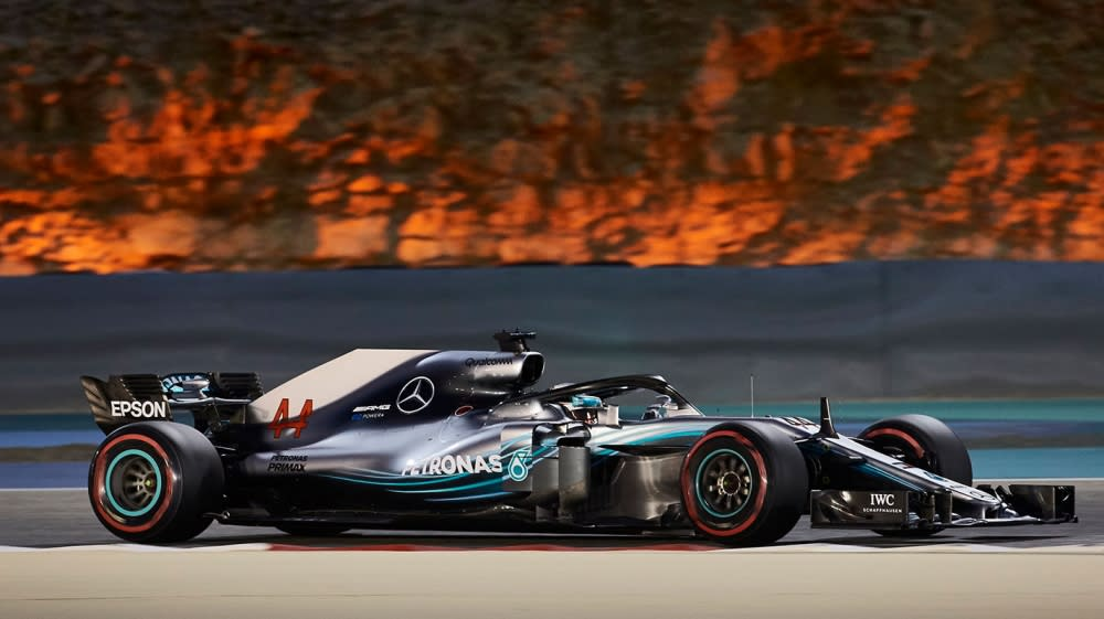 Mercedes掙扎於輪胎過熱情況類似於去年
