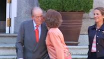 Spain's King Juan Carlos abdicates