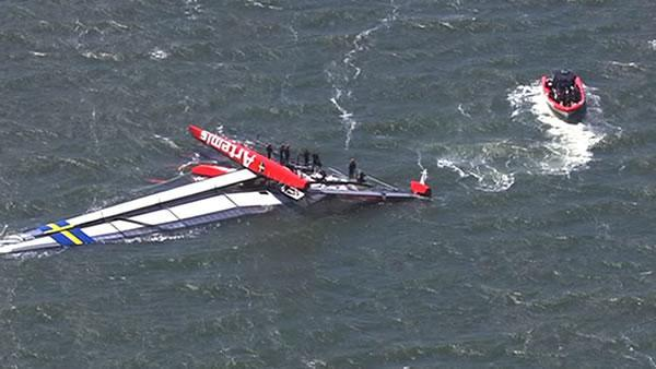Fatal sailing accident on Bay raises safety questions